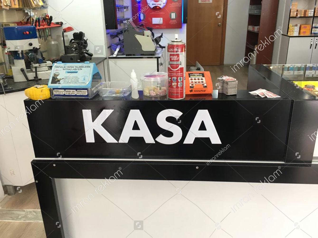 kasa-yazisi